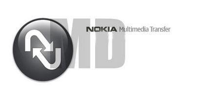نرم افزار انتقال فایل در نوکیا Multimedia transfer